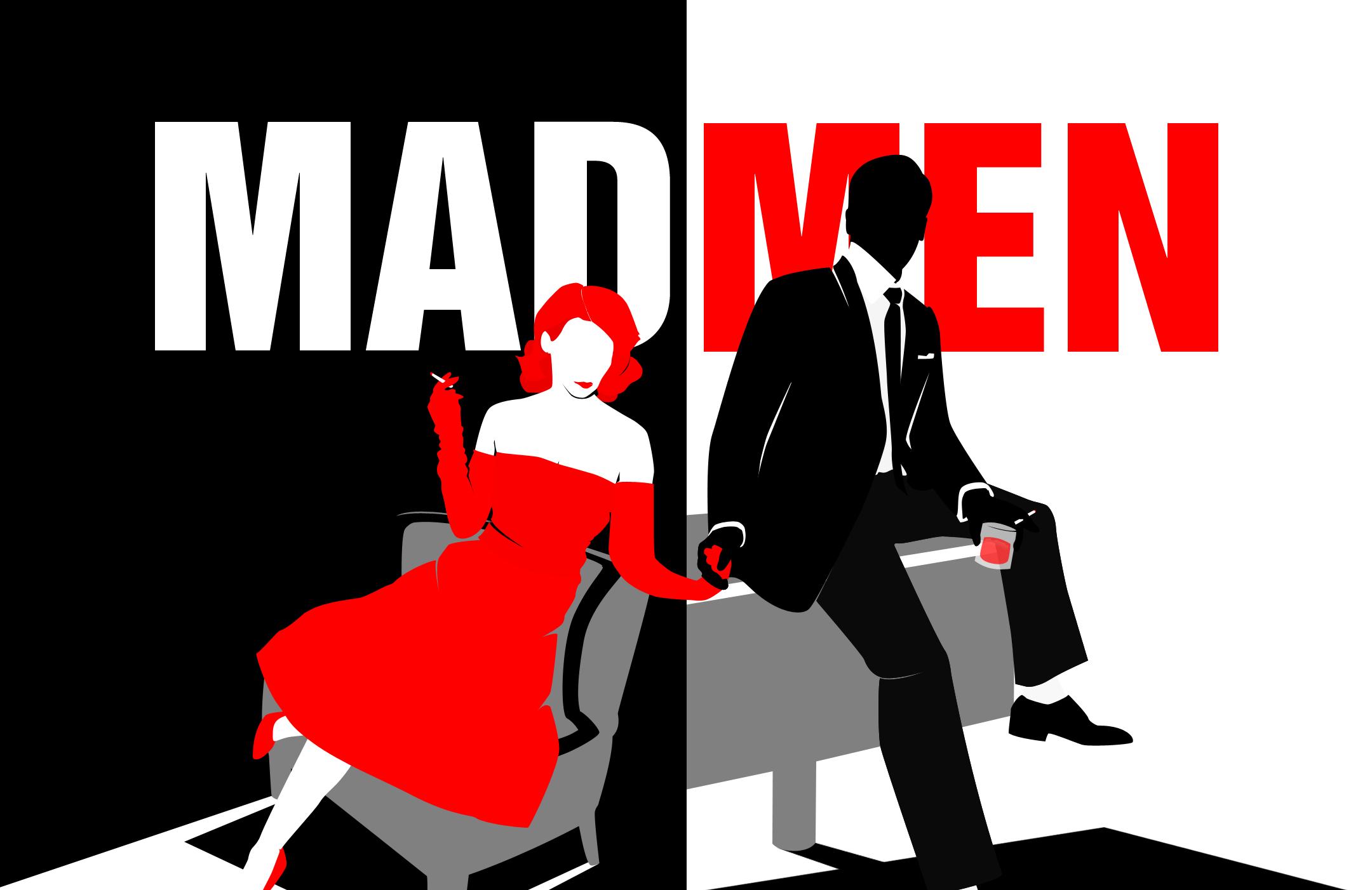 Mad Men posters (Elysium)