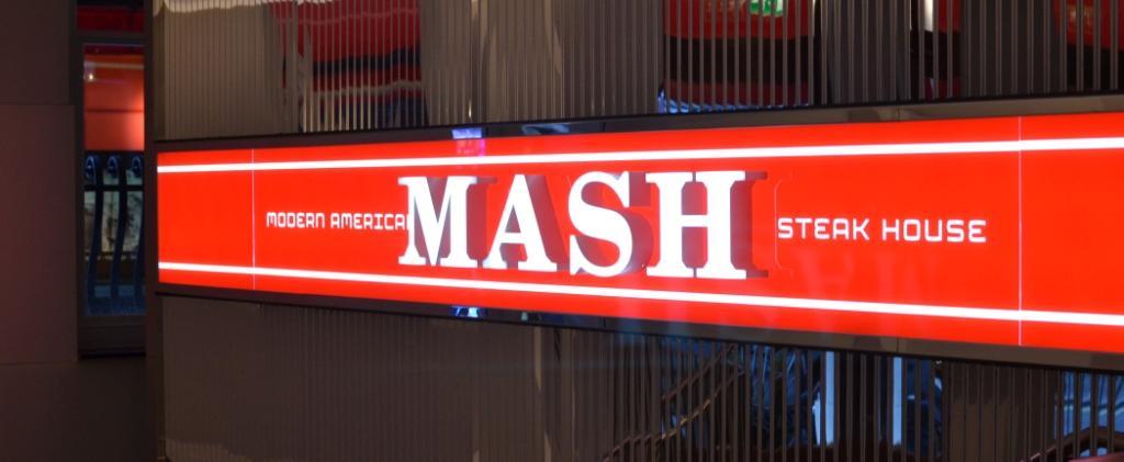 MASH on Elysium